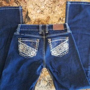 Sz 4 Adiktd Jeans